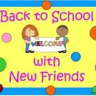 New school year and new friends…what can be more fun?  This product will put a twist on meeting new friends and realizing everyone is the same but ...