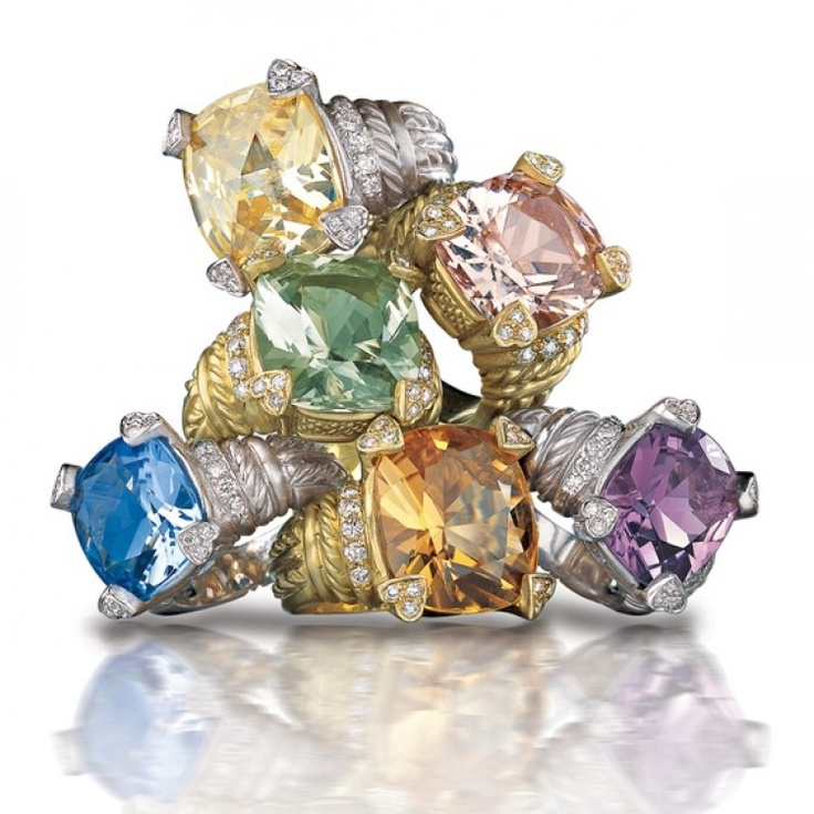 Judith Ripka Cocktail Rings