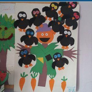 crow-bulletin-board-ideas