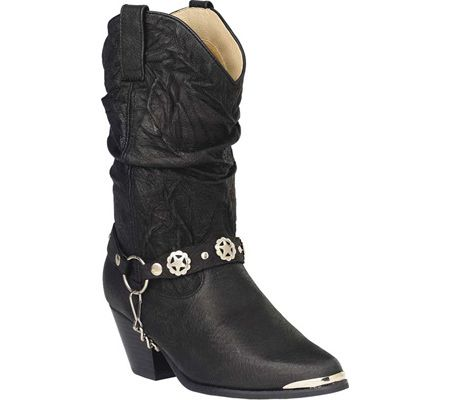 Dingo Fashion 522/526 - Black - Free Shipping & Return Shipping - Shoebuy.com