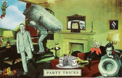 Party Tricks by Kollage Kid, via Flickr
