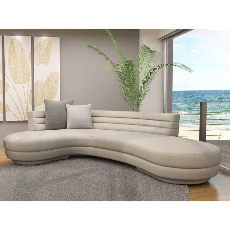 40 Best Curved Sofa Images On Pinterest Couches Curved Sofa And Living Room