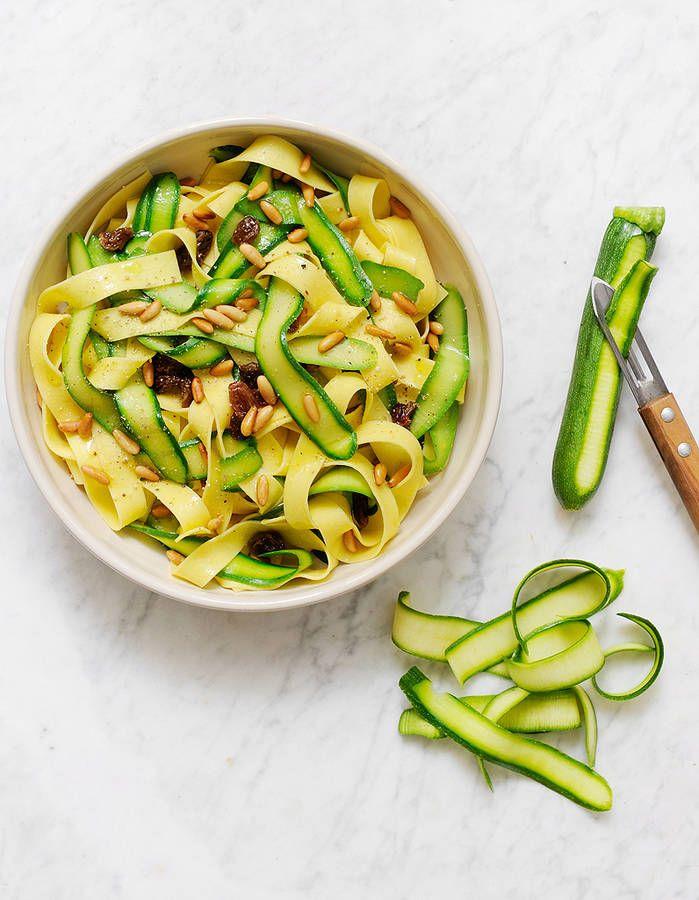 Aliment peu calorique : la courgette - Connaissez-vous les aliments les moins…
