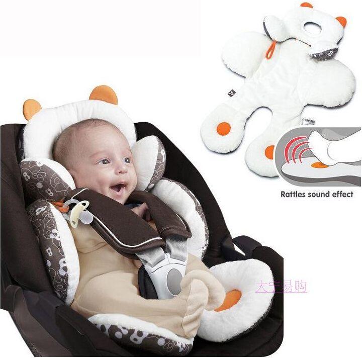 Assento de carro do bebê carrinho de almofada de apoio Pad capa para 0   12 M infantil em Cobertura de assento de Automóveis & Motocicletas no AliExpress.com | Alibaba Group