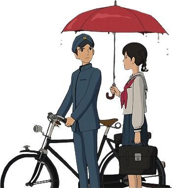 コクリコ坂から :: Kokuriko-zaka Kara (a.k.a. From up on Poppy Hill)  #Studio_Ghibli #film #movie