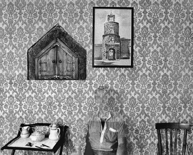 """Interni Mossi"" series by Mario Cresci | http://ineedaguide.blogspot.com/2015/05/mario-cresci.html | #photography"