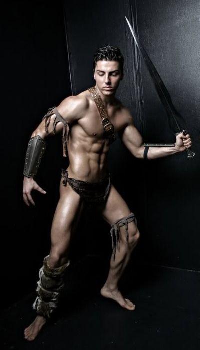 Gay Gladiator Fantasy