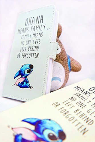 Blue Lilo and Stitch Ohana Means Family - Printed Faux Cartoon PU Flip Wallet Leather Case Cover For Smart Mobile Phones (Samsung Galaxy Alpha Alfa SM-G850F ) Max Phone Accessories http://www.amazon.com/dp/B00QTREZTK/ref=cm_sw_r_pi_dp_cqAdvb11N190G