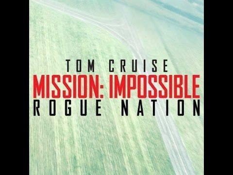 Προσεχώς ταινίες 27 Αυγούστου - 3 Σεπτεμβρίου | Passionate Life : Mission Impossible - Rogue Nation