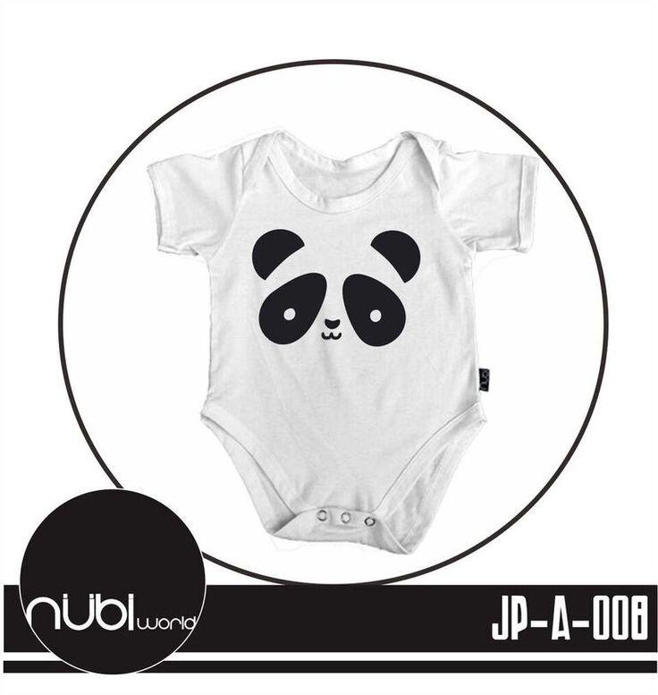 Jumper Bayi Lucu dan Unik Nubi JP-A-008 - Panda - http://www.adorababyshop.co/jual/jumper-bayi-lucu-dan-unik-nubi-jp-a-008-panda/