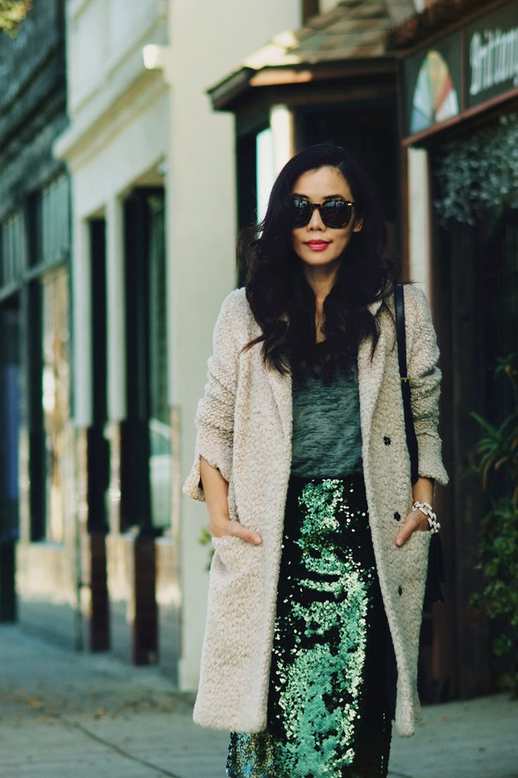 Dress Down: Day Time Sequin