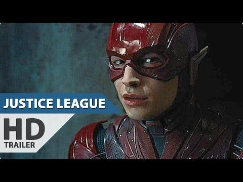 JUSTICE LEAGUE - Official Comic-Con Trailer (2017) DC Superhero Movie HD - YouTube