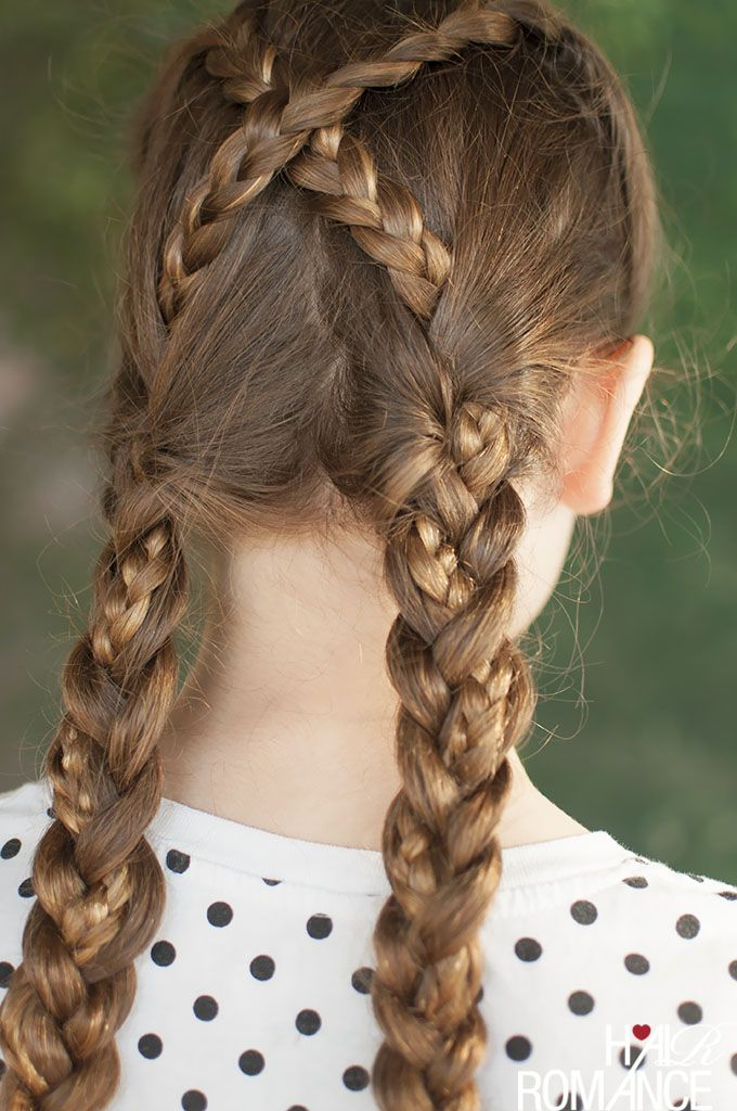 Here's a fun hairstyle tutorial that's great for girls to wear to school. The criss-cross braids add a fun twist to a pretty pigtail style. The great thing about this hairstyle tutorial is that it's quick and easy to do, and it will stay in all day while they play. Meet my beautiful niece and...Read More »