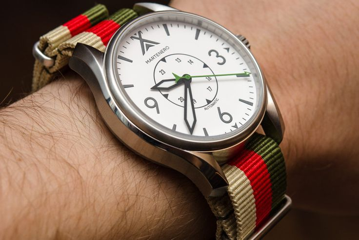 Martenero Ace Watch ReviewMore great watches at: http://vintagewatchesdepot.com