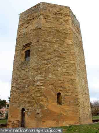 Enna - Frederick Tower