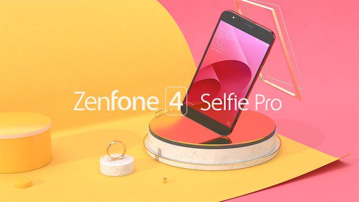 """다음 @Behance 프로젝트 확인: """"Zenfone 4 Selfie Pro"""" https://www.behance.net/gallery/59339397/Zenfone-4-Selfie-Pro"""