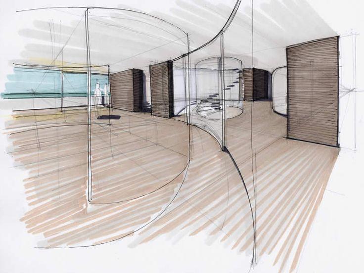 #interiordesign #design #interior #minimal #italianstyle #italiandesign #federicodelrossoarchitects #italianarchitects #interiorarchitecture #studioarchitettura #yatchdesign #concept #sketching #ideas