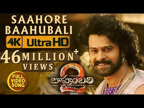 Saahore Baahubali Full Video Song, Baahubali 2 Video Songs #TeluguVideoSong #TeluguVideo #TeluguSong #Telugu #VideoSong #Baahubali #Prabhas