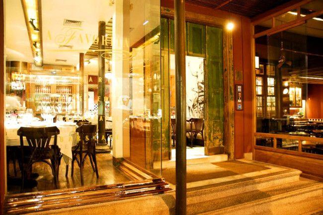 O restaurante A Favorita oferece serviços e comida requintada e é uma das referências gastronômicas de Belo Horizonte, com mais de uma década de existência.