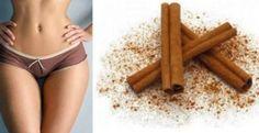Canela ajuda a destruir a gordura abdominal e afinar a cintura