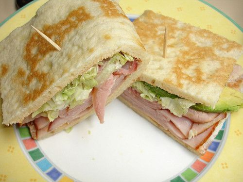 GF Wrap Sandwich Success