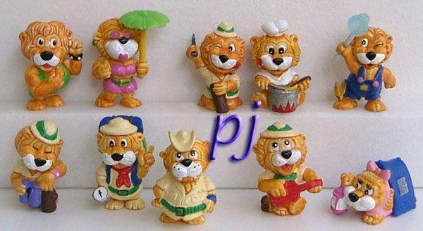 old kinder toys