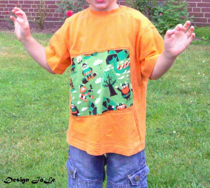 Design JoLe: Pimp your shirt