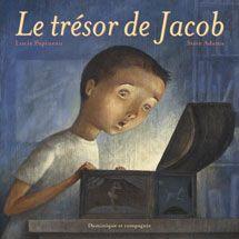 Le trésor de Jacob, Lucie Papineau, illust. Steve Adams, Dominique et compagnie, 32 pages (album - thème maladie/vieillesse)