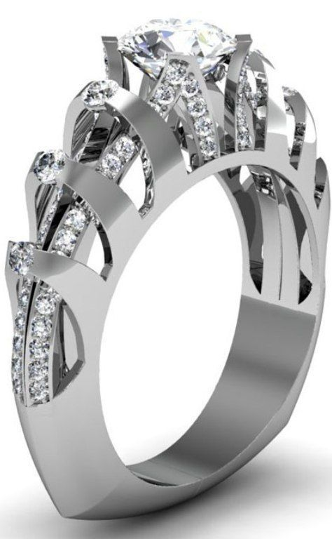 Platinum and diamond accented ring with round diamond center stone Stuller. Hi, You love Dreamhouses,Cars , Watches, Jewelry and need impressions : financing, floor plans, exterior cladding, roof, Windows, electrics, heating, doors, Hall, living / dining room, kitchen, laundry, bedroom, bathroom, workroom, wall - flooring, gardens , garages and more. NEW-HOUSESOLUTIONS created beautyful pages for you.