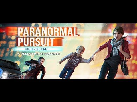 Paranormal Pursuit: The Gifted One Collector's Edition - Hidden Object Game - Every second counts in this breathtaking paranormal adventure! Lives are on the line as you race to keep a young boy with psychic abilities from falling into the hands of an evil politician. #WildTangent