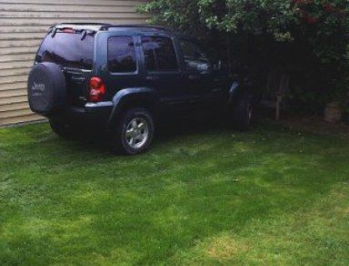 StabiliGrid Grass Paving Grid For Backyard Parking