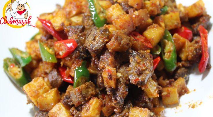 Resep Hidangan Lauk Loaf Hati Kambing, Masakan Sehat Untuk Diet, Club Masak