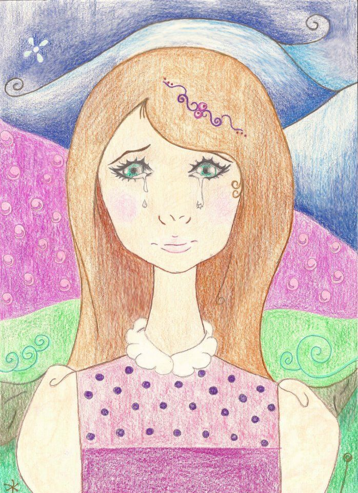 Copyright 2014 © Turquoise Janina, cry, girl