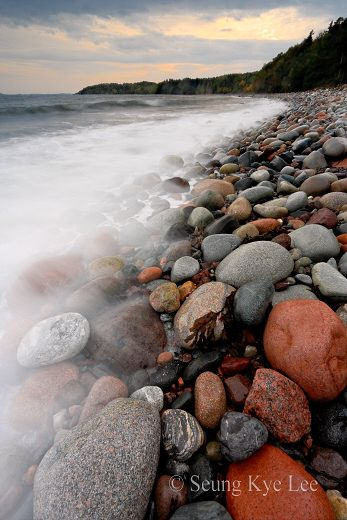 ~~- Stormy Ocean - Tolvsrød, Tønsberg, Norway by Seung Kye Lee - Fine Art Landscape Photography~~