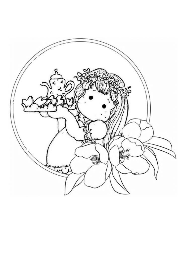 1401 best images about Magnolia on Pinterest Digi stamps