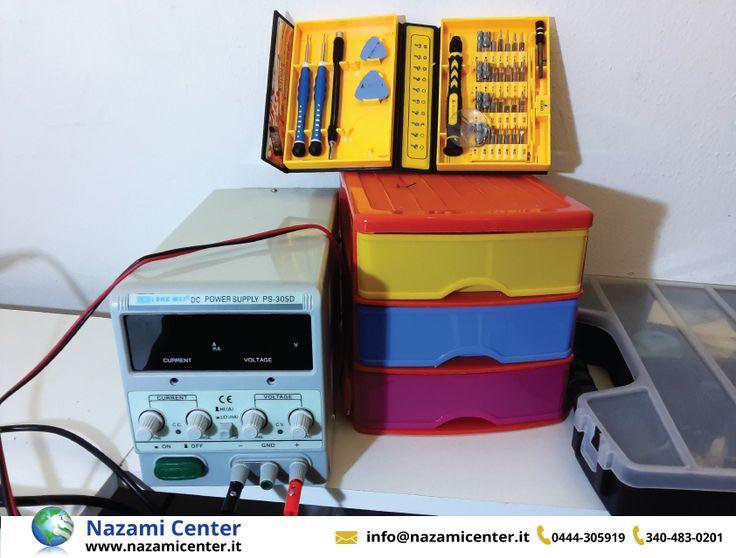 oscilloscopio @Nazami Center