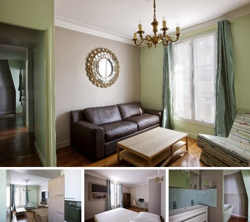 Looking For One Bedroom Apartment: 268 Best Images About Rent 2-bedroom Apartments Paris On