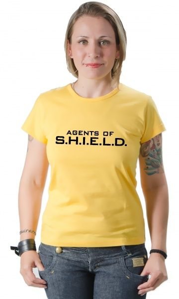 camiseta - agents of s.h.i.e.l.d. - Loja de Camisetas|Camisetas Era Digital