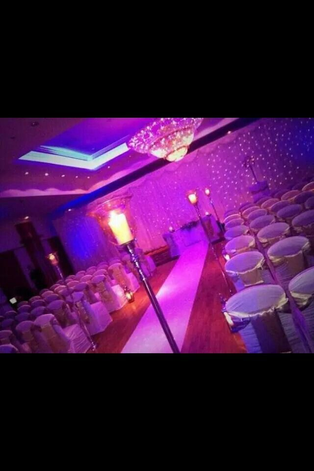 Ceremony room #Knighsbrook