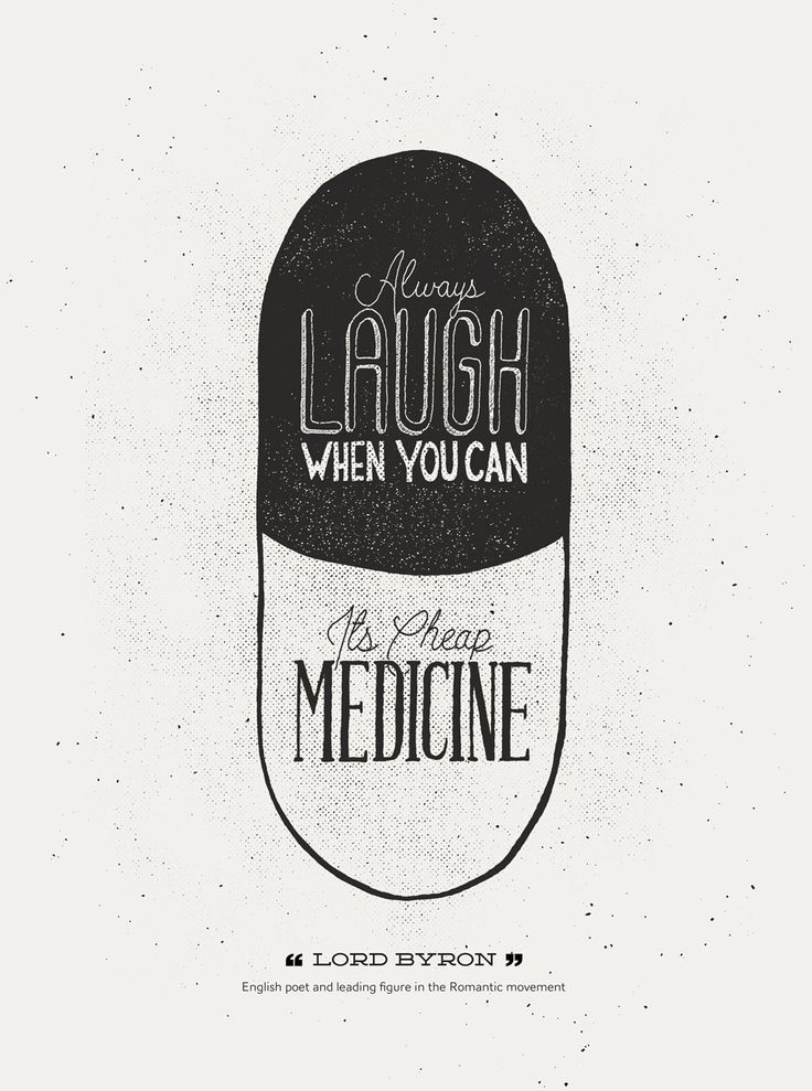 You need medicine when you get older for many health issues.