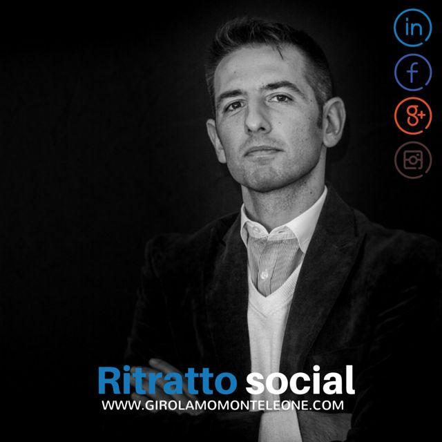 ritratto social-5 GIROLAMO MONTELEONE