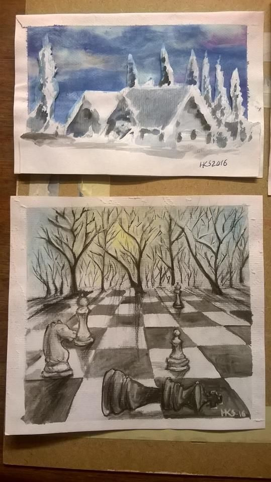 my watercolour paintings