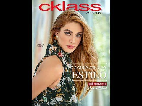 Catálogo Cklass Ropa Fashionline Otoño Invierno 2016 - YouTube