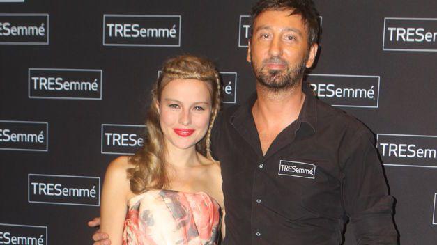 Anthony Llobet and Esmeralda Moya