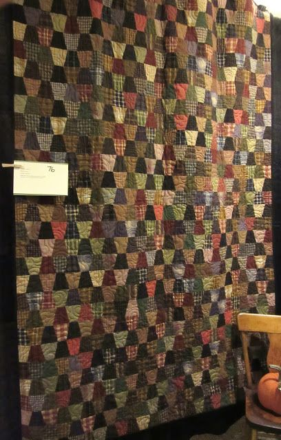 Nice tumbler quilt                                                                                                                                                                                 More