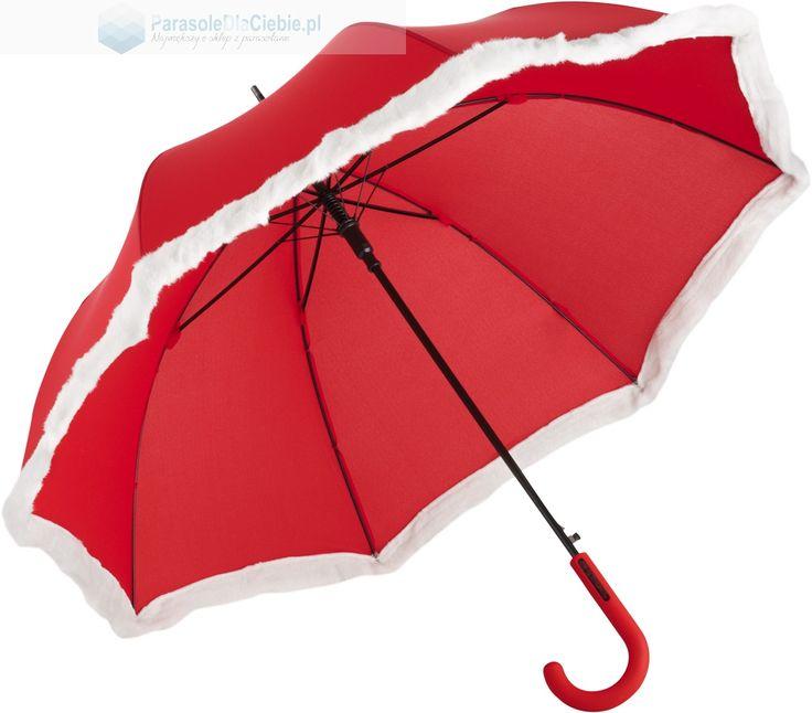 Super pomysł na prezent mikołajkowy, świąteczny, na okazjonalną, okołoświąteczną imprezę, dla Mikołaja lub jego elfów czy wróżek.Można go też nosić po prostu na co dzień, pamiętając że parasol chroni nie tylko przed deszczem, lecz  i przed śniegiem - i ubarwić ponury grudniowy dzień!  #umbrellashop #sklepzparasolami #parasoledlaciebie  #rainyweather #rain #deszcz #snieg #snowyweather #rainday  #deszczowedni #raining #gift #shopping #zakupy #aksesoria #moda  #pomyslnaprezent #prezent