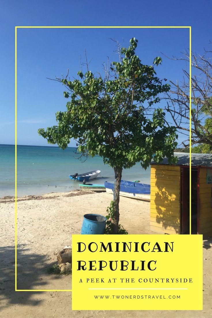 Dominican Republic u2014 A Peek at the