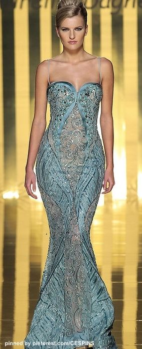 Mireille Dagher Haute Couture Collection