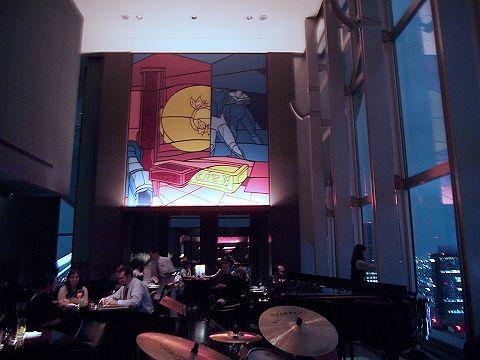 ■[プチ滞在記] パークハイアット東京 その2/2: ニューヨークバーで、ジャズの生演奏と東京タワーViewを楽しむ: What'sNew@「私のホテル滞在記♪」