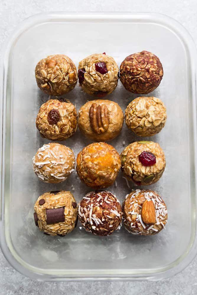 Cranberry Energy Bites A No Bake Healthy Snack Recipe 6 Ingredients Energy Bites Recipes No Bake Energy Bites Energy Ball Recipe